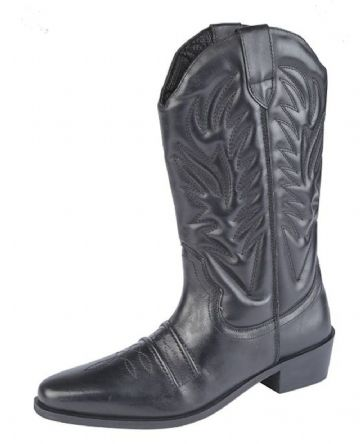Amado Macario M699 Men's Leather Western Cowboy Boots
